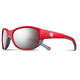 Julbo Luky Spectron 4 Glasses Children 4-6Y grey/red